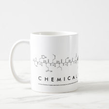 PhD Scientist peptide mug