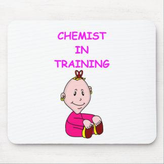 CHEMIST baby Mouse Pad
