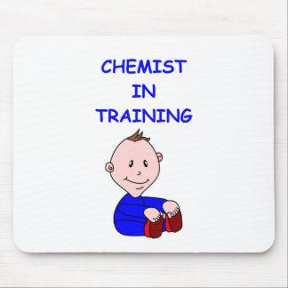 CHEMIST baby Mousepads