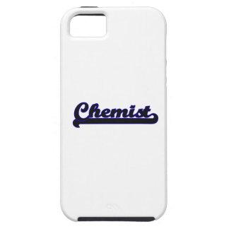 Chemist Classic Job Design iPhone 5 Cover