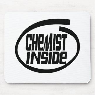 Chemist Inside Mouse Pads
