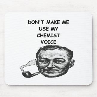 chemist mouse pads