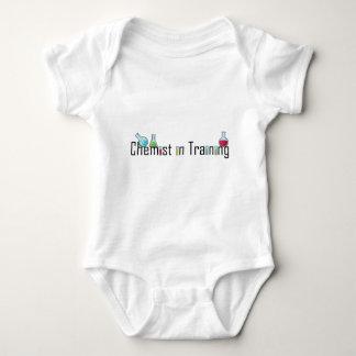 Chemist student chemistry kid baby bodysuit