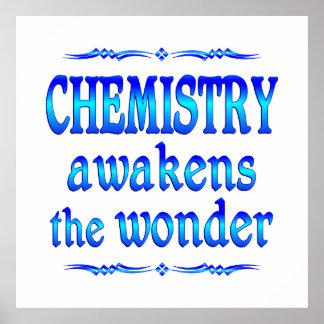 Chemistry Awakens Print