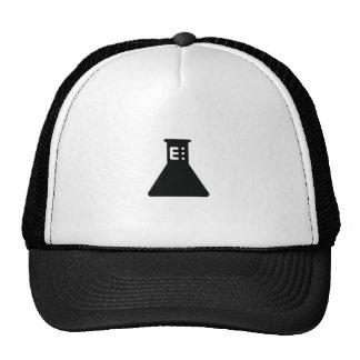 Chemistry Beaker Mesh Hat