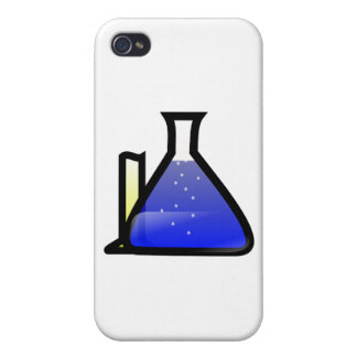 Chemistry Beakers Covers For iPhone 4