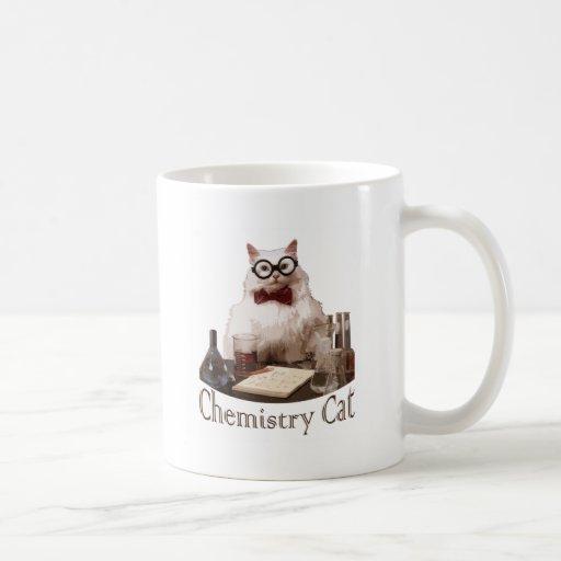 Chemistry Cat (from 9gag memes reddit) Coffee Mugs