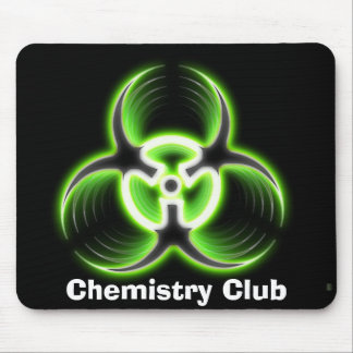 Chemistry, Chemistry Club Mouse Mat