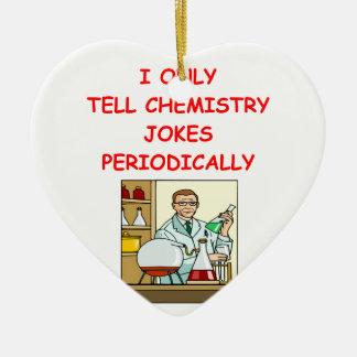 chemistry christmas ornament