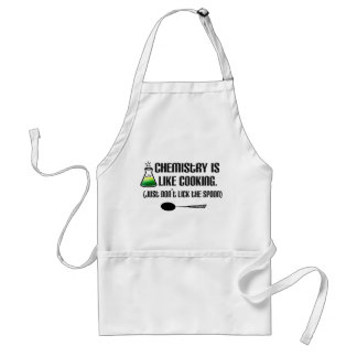 Chemistry Cooking Standard Apron