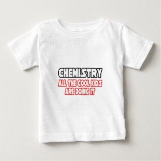 Chemistry...Cool Kids Baby T-Shirt