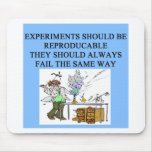chemistry experiments mousemat