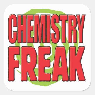Chemistry Freak R Stickers