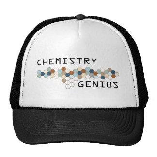 Chemistry Genius Cap
