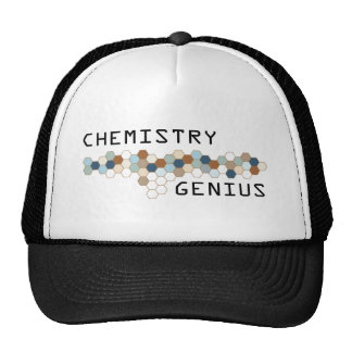 Chemistry Genius Hat