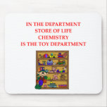 CHEMISTRY gifts Mousemats