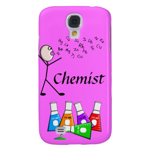 Chemistry iPhone 3G Phone Case Galaxy S4 Case
