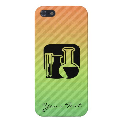 Chemistry iPhone 5 Cases