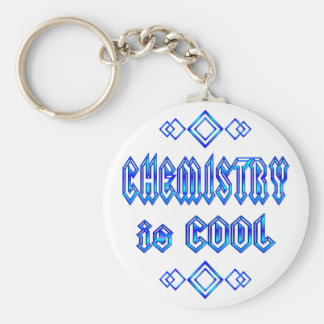 Chemistry Is Cool Key Chains