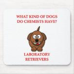chemistry joke mousemats
