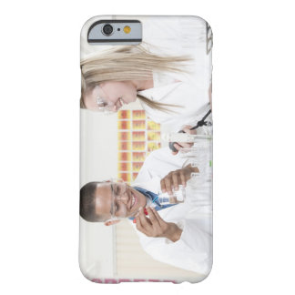 Chemistry lesson. barely there iPhone 6 case