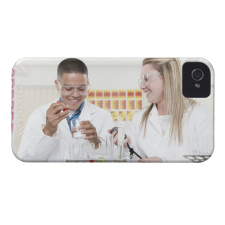 Chemistry lesson. iPhone 4 cover
