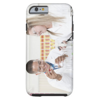 Chemistry lesson. tough iPhone 6 case