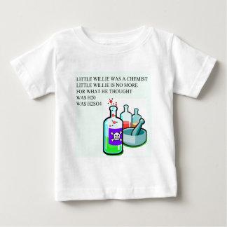 chemistry little willie rhyme t shirt