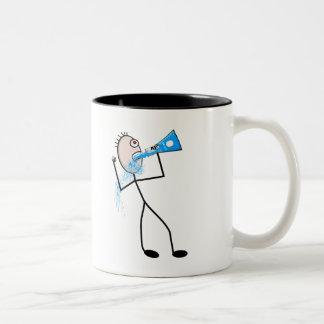 Chemistry Major Funny Stick Man Gifts Coffee Mugs