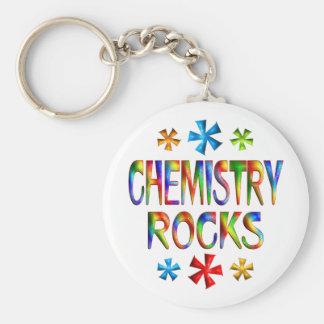 CHEMISTRY ROCKS KEYCHAIN