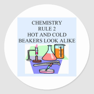 chemistry rule 2 stickers