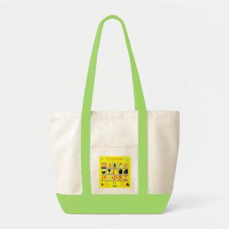 """Chemistry - Scientist-U name it-Tote Bag"" Impulse Tote Bag"