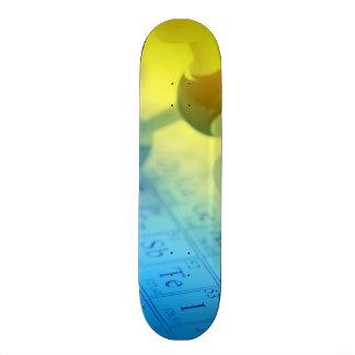 Chemistry Skateboard