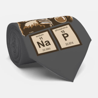Chemistry sloth discovered nap tie