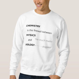 Chemistry Sweatshirt