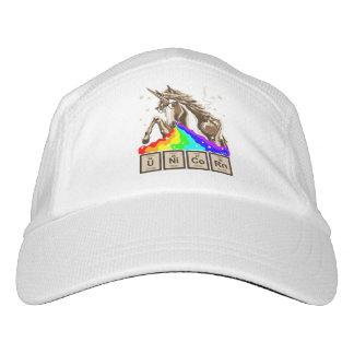 Chemistry unicorn pukes rainbow hat
