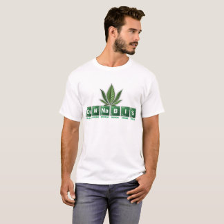 CHEMISTRY WEED T-SHIRT