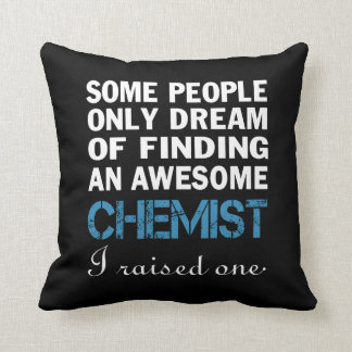 CHEMIST'S DAD CUSHION