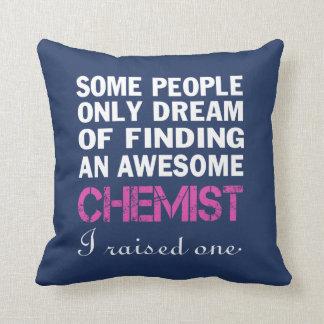 CHEMIST'S MOM CUSHION