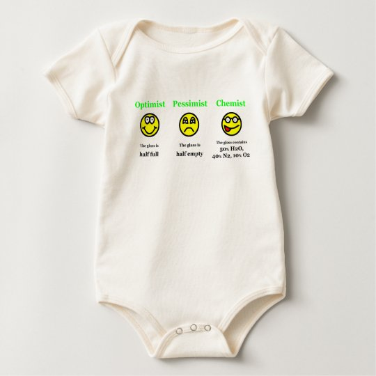 Chemist's Point of View Baby Bodysuit