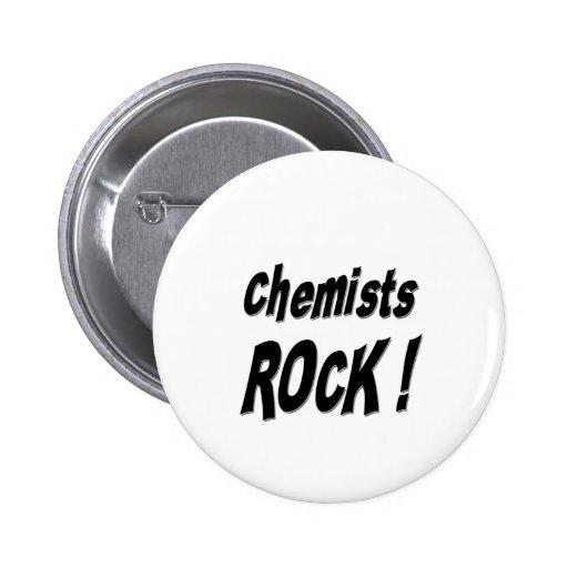 Chemists Rock! Button