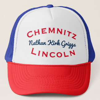 Chemnitz Lincoln Trucker Hat