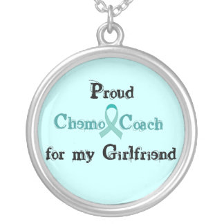 Chemo Coach Girlfriend Necklace