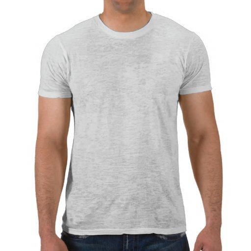 Chemo Grad Brain Cancer Ribbon T-shirt