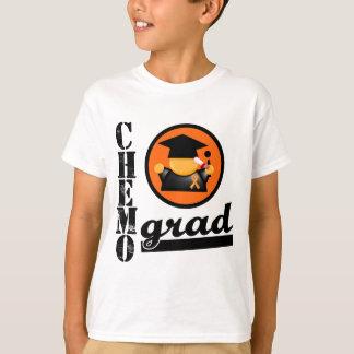 Chemo Grad LEUKEMIA Ribbon Tshirts