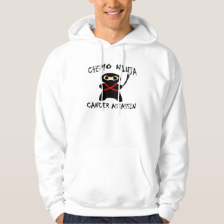 Chemo Ninja Cancer Assassin Hoodie