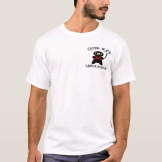 Chemo Ninja QR Code T-Shirt