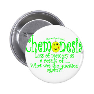 chemoNEON Pinback Buttons