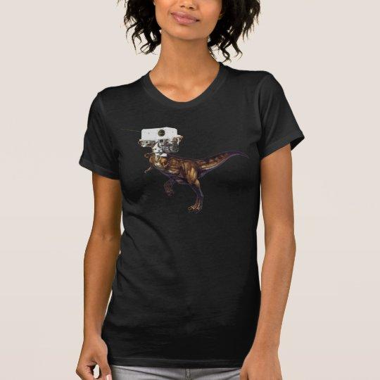 ChemRex (ladies, red laser) T-Shirt