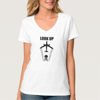 Chemtrail Awareness T-Shirt